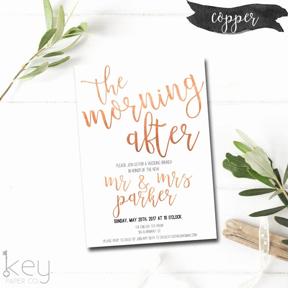 Post Wedding Shower Invitation Wording Unique 17 Best Ideas About Brunch Invitations On Pinterest