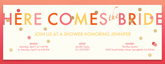 Potluck Bridal Shower Invitation Wording Inspirational Bridal Shower Free Online Invitations