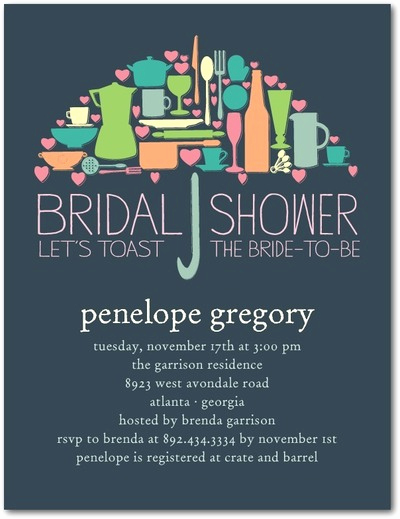 Potluck Bridal Shower Invitation Wording New 21 Creative & Crafty Bridal Shower Invitations