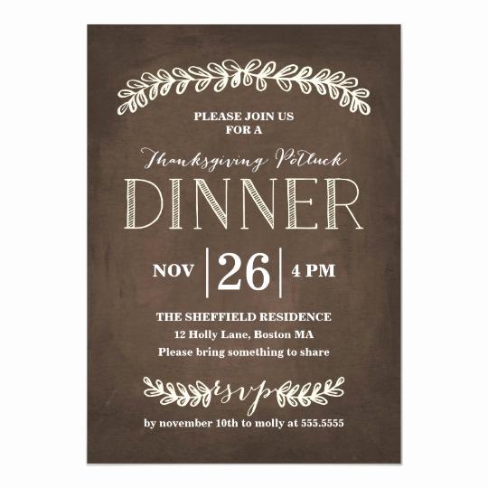 Potluck Dinner Invitation Wording Awesome Potluck Invitations