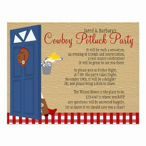 Potluck Invitation Email Sample Fresh Sample Potluck Invitation