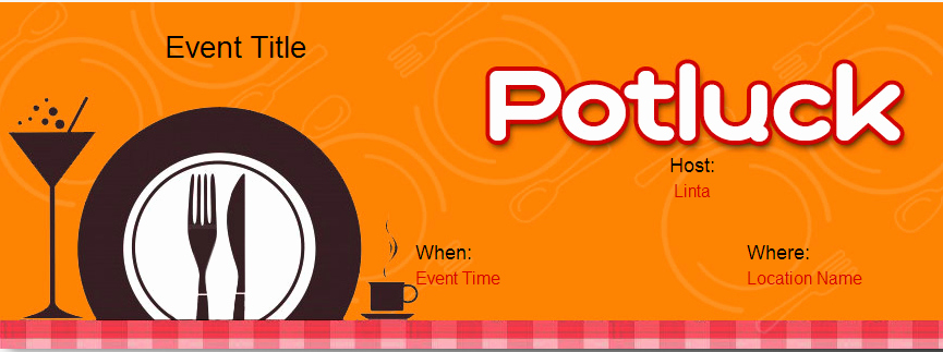 Potluck Invitation Email Sample Unique Yooviteblog Author at Yoovite