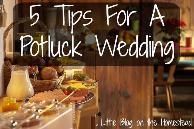 Potluck Wedding Invitation Wording Best Of 5 Tips for A Potluck Wedding