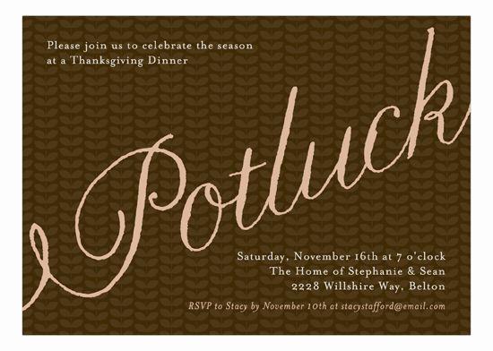 Potluck Wedding Invitation Wording New Best 25 Potluck Invitation Ideas On Pinterest