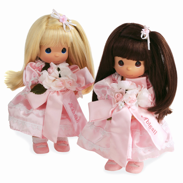 Precious Moments Wedding Invitation Best Of Precious Moments Flower Girl Doll