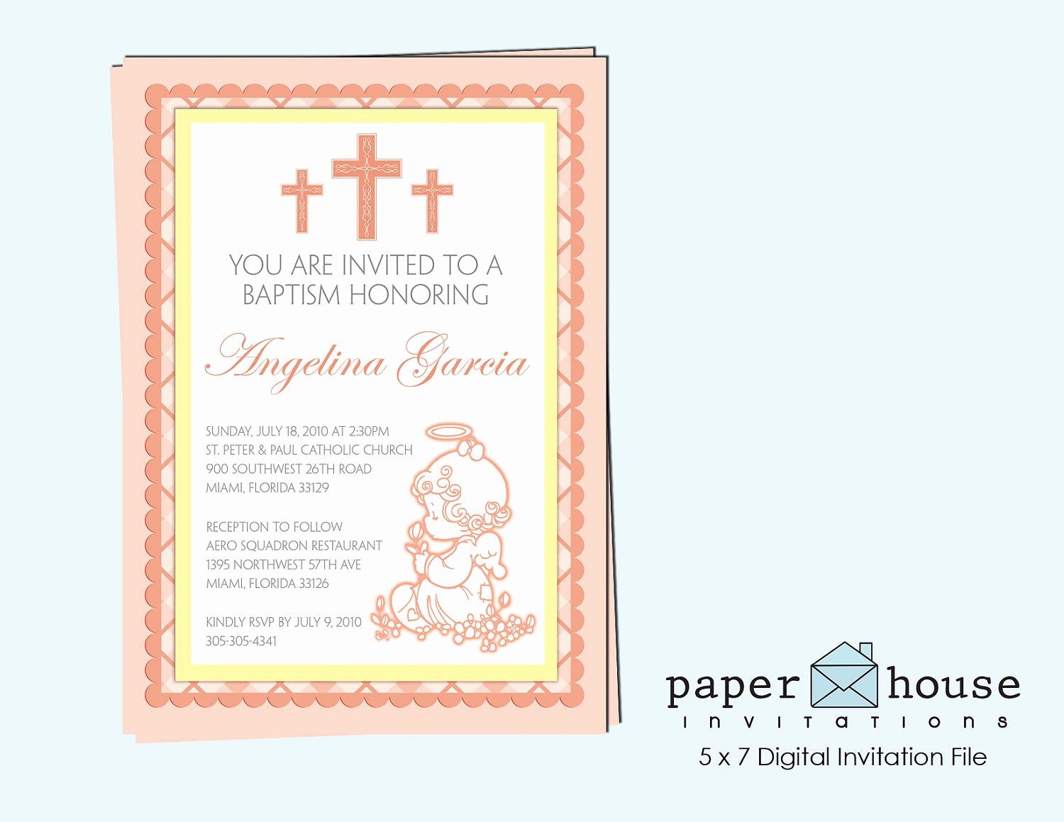Precious Moments Wedding Invitation Lovely Precious Moments Baptism Invitations