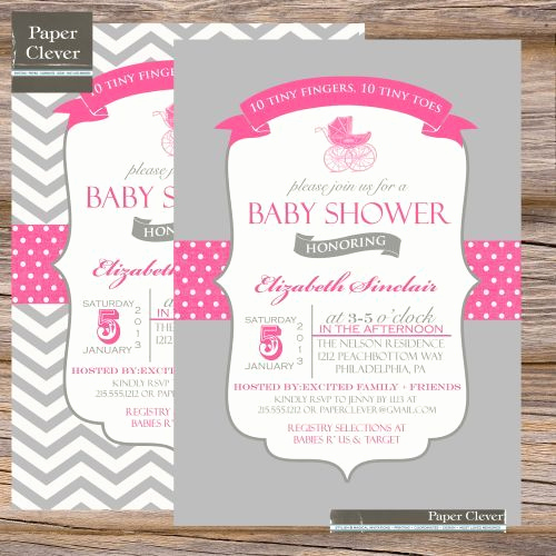 Preemie Baby Shower Invitation Wording Inspirational 15 Best Creative Baby Shower Invitations Images On