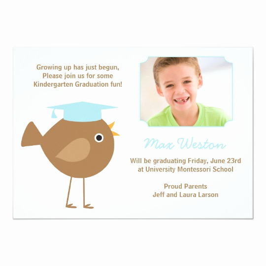 Preschool Graduation Invitation Ideas Fresh Kindergarten Graduation Invitation