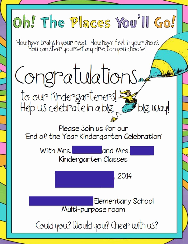 Preschool Graduation Invitation Template Unique Best 25 Kindergarten Graduation Ideas On Pinterest