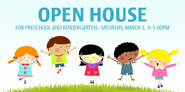 Preschool Open House Invitation Best Of Pre Primary Open House