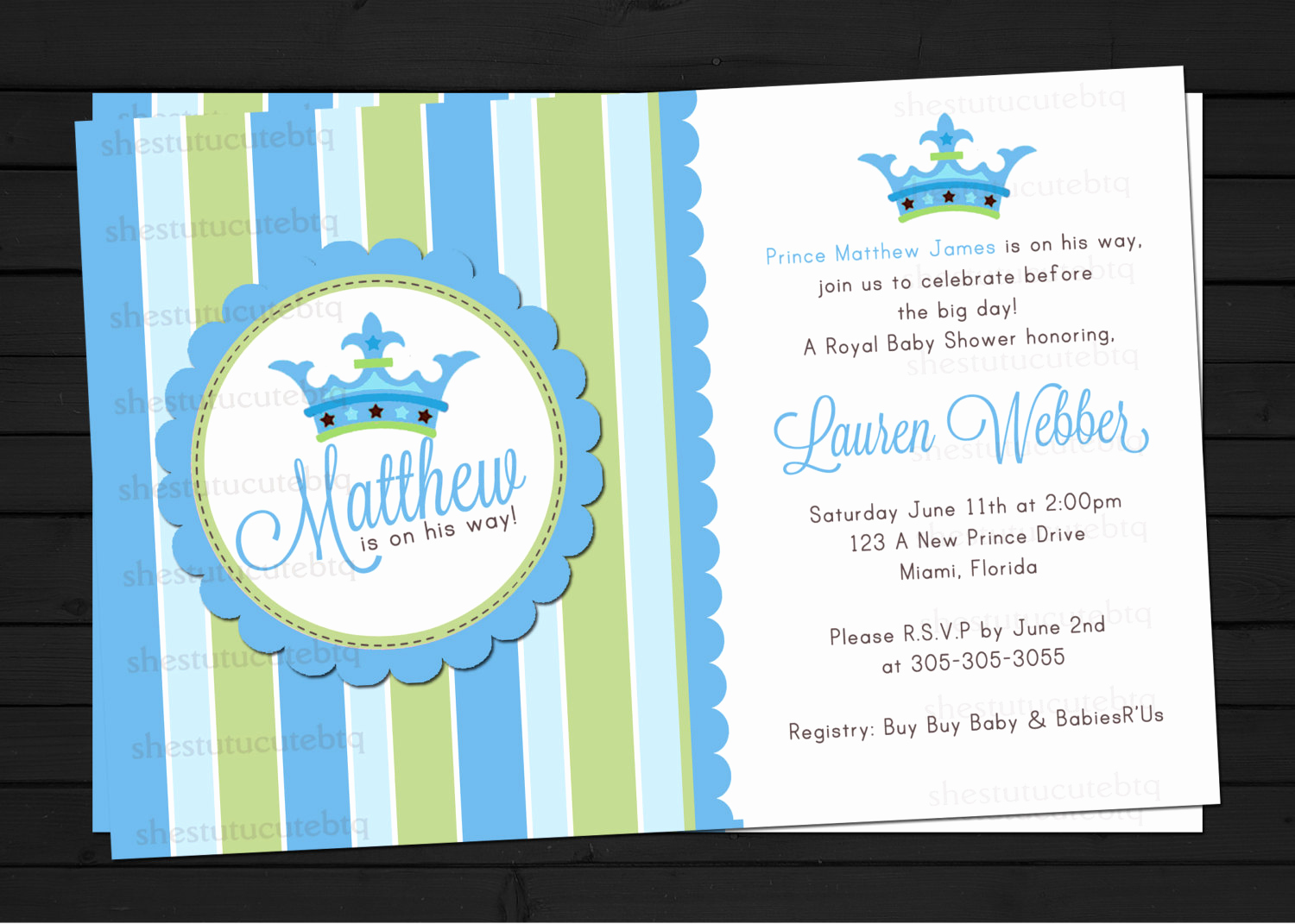 Prince Baby Shower Invitation Templates Best Of Little Prince Baby Shower Invitation Digital by
