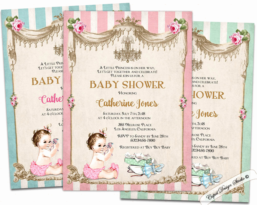 Princess Baby Shower Invitation Awesome Princess Baby Shower Invitation Princess Baby Shower Invites