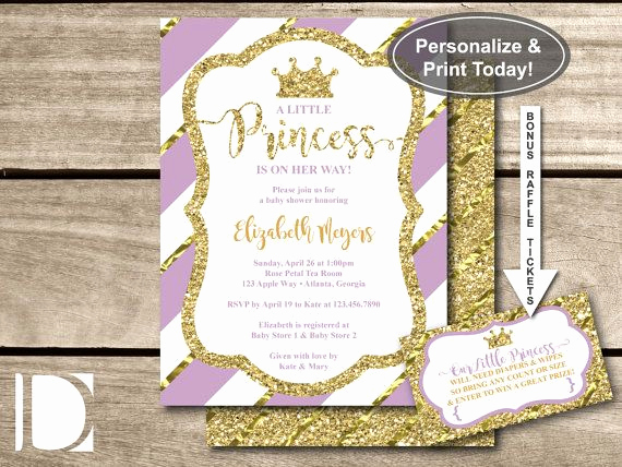 Princess Baby Shower Invitation New Best 25 Princess Baby Showers Ideas On Pinterest