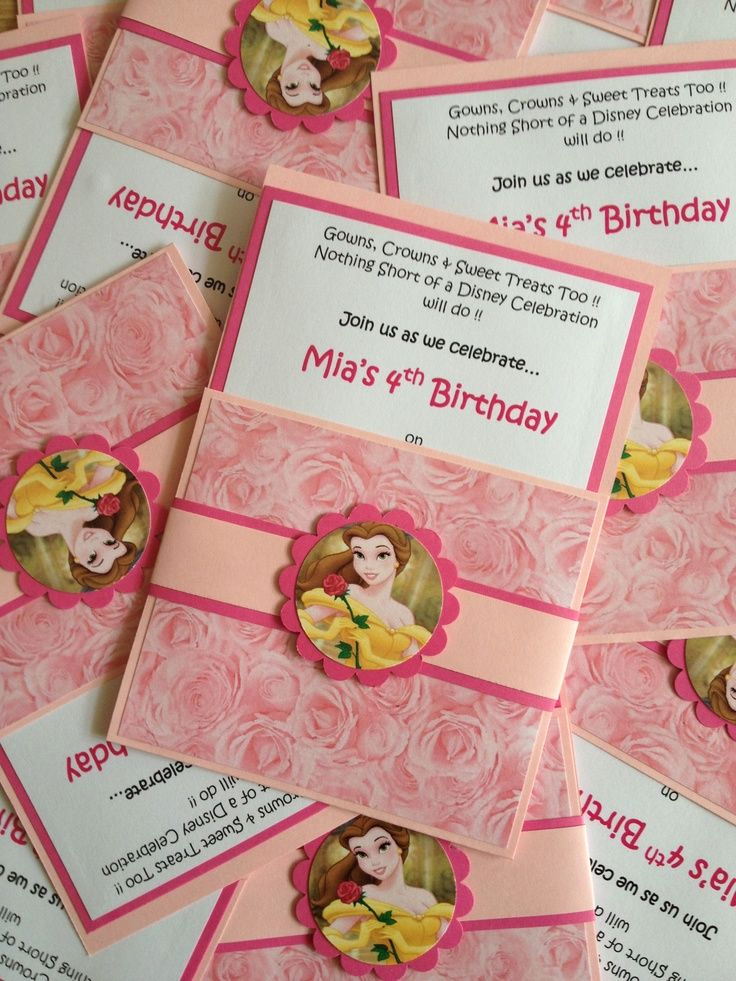 Princess Party Invitation Ideas Best Of top 25 Best Disney Princess Invitations Ideas On Pinterest