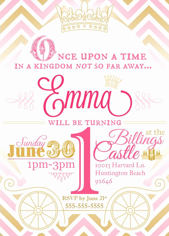 Princess Party Invitation Ideas Fresh Best 25 Princess Party Invitations Ideas On Pinterest