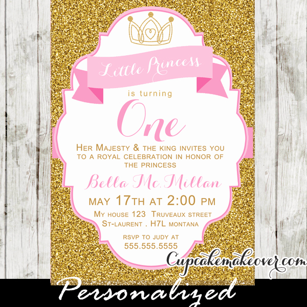 Princess Party Invitation Ideas New Princess Birthday Party Invitations Archives Cupcakemakeover