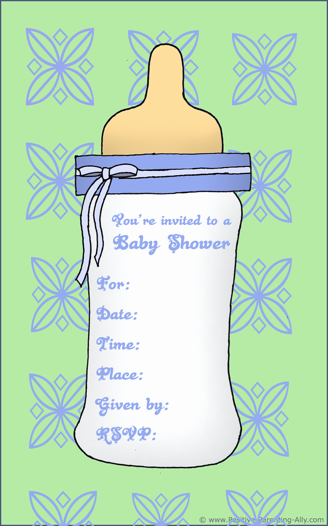 Printable Baby Shower Invitation Inspirational Free Printable Baby Shower Invitations In High Quality