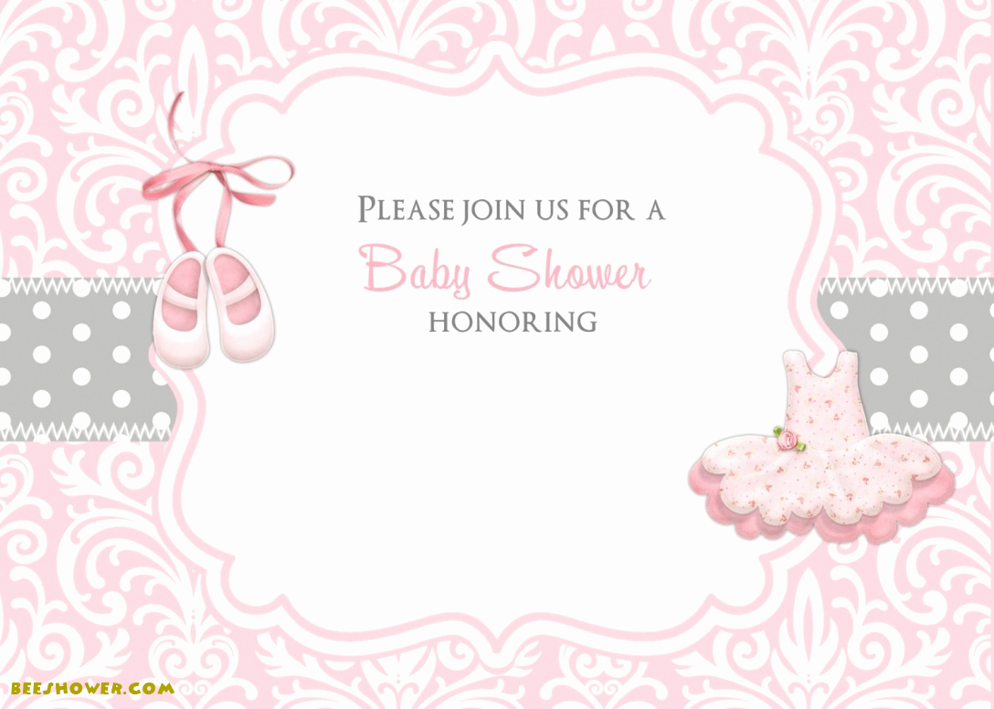 Printable Baby Shower Invitation Templates Fresh Princess themed Baby Shower Ideas