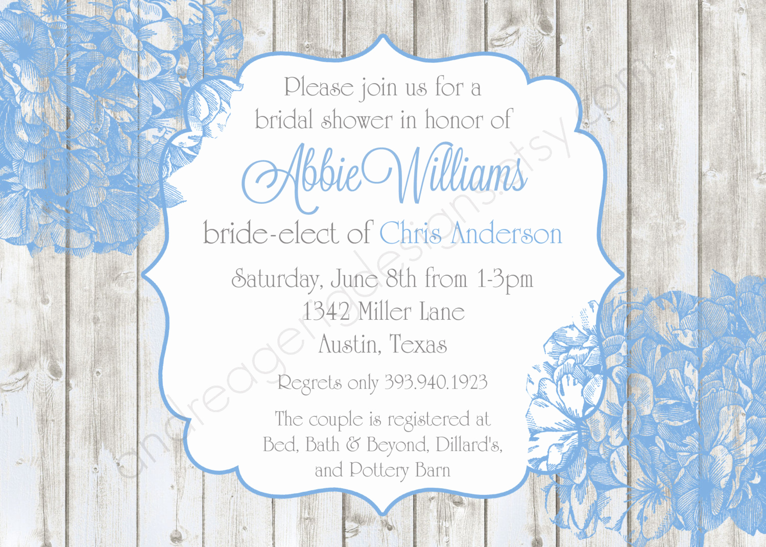 Printable Bridal Shower Invitation Templates Beautiful Free Printable Wedding Shower Invitations Templates