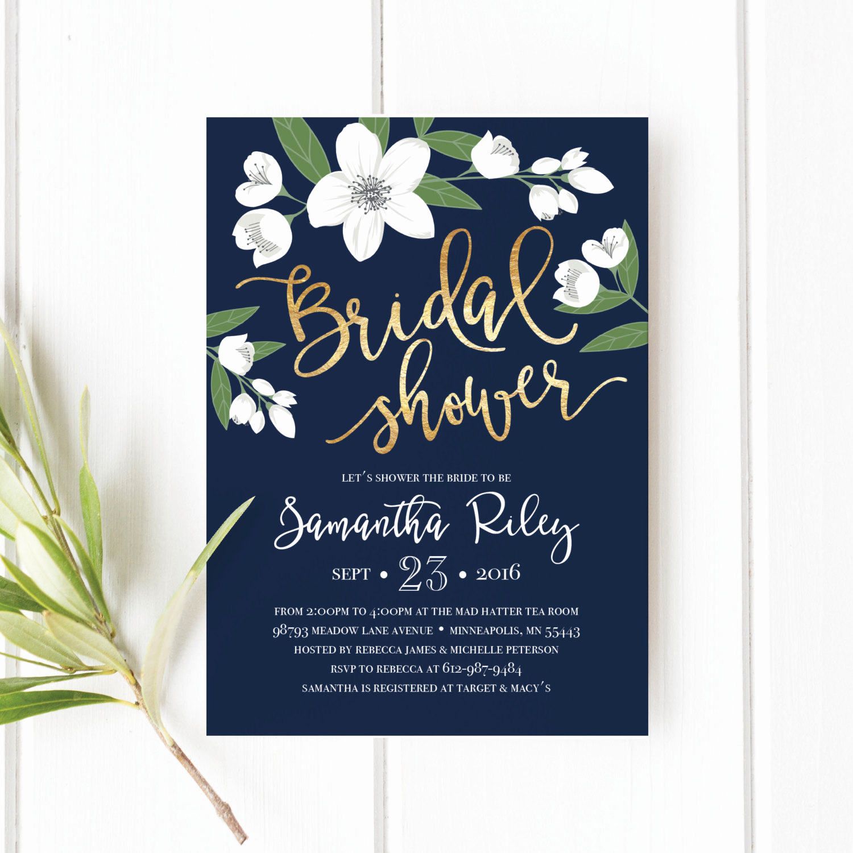 Printable Bridal Shower Invitation Templates Unique Printable Bridal Shower Invitation Template Wedding Shower