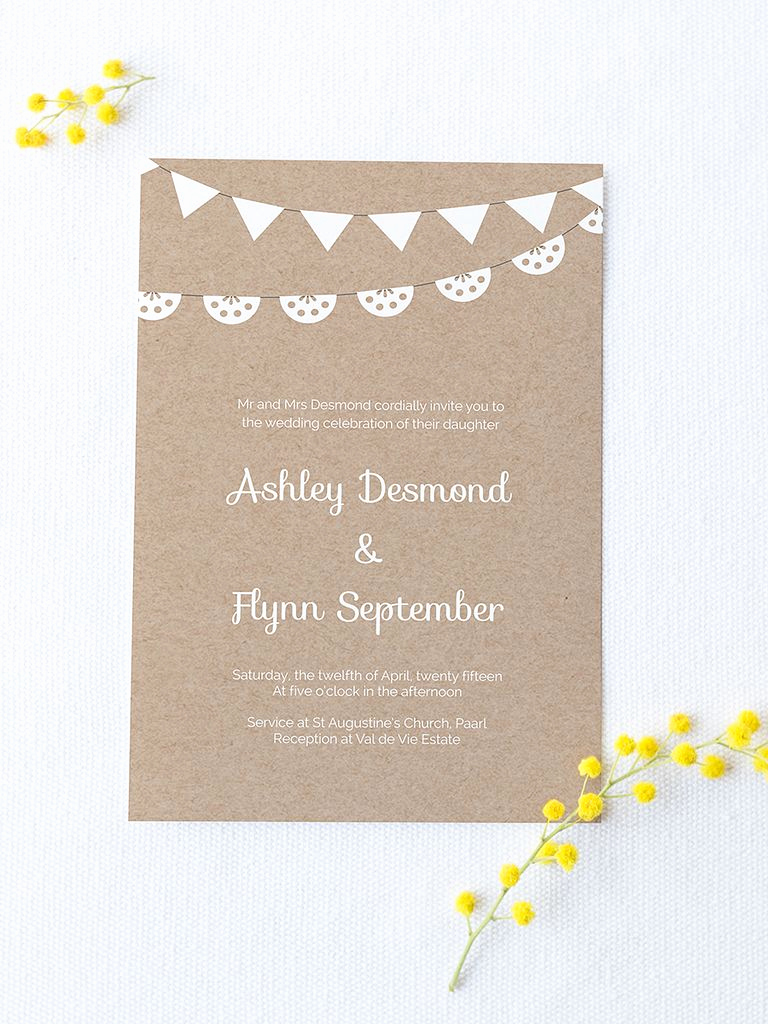 Printable Wedding Invitation Templates Awesome 16 Printable Wedding Invitation Templates You Can Diy