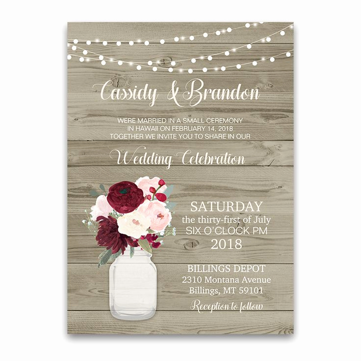 Private Wedding Ceremony Invitation Awesome 17 Best Ideas About Reception Ly Invitations On