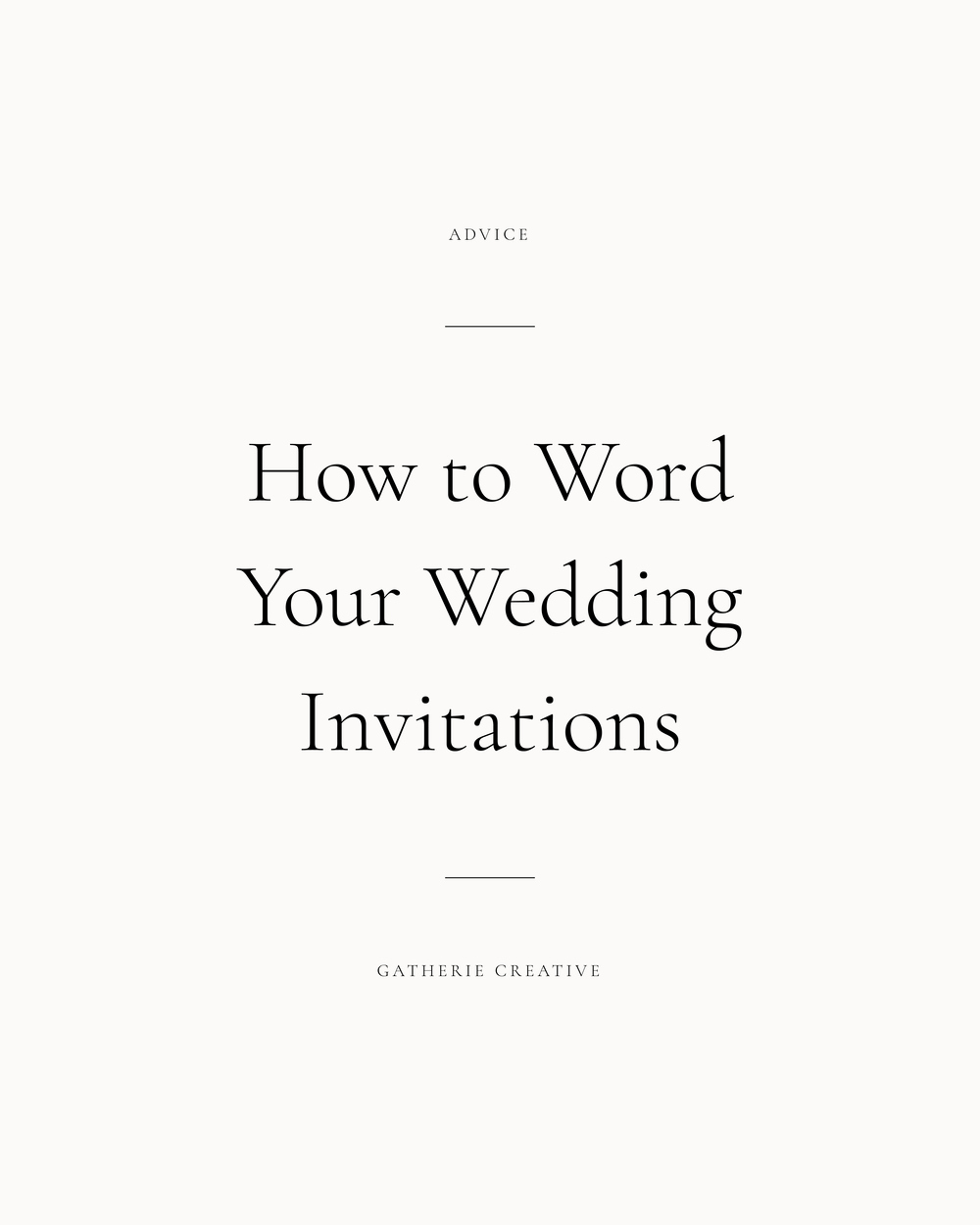 Proper Vietnamese Wedding Invitation format Elegant Gatherie Creative — Wedding Invitation Wording Etiquette