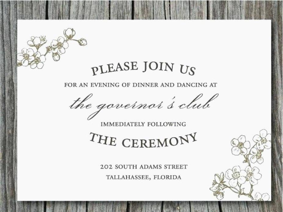 Proper Vietnamese Wedding Invitation format Luxury How to Word Casual attire In Wedding Invitation Wedding