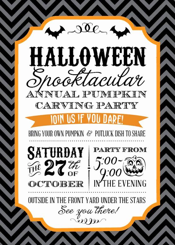 Pumpkin Carving Party Invitation Fresh Pumpkin Carving Party Halloween Pumpkin Carvings and
