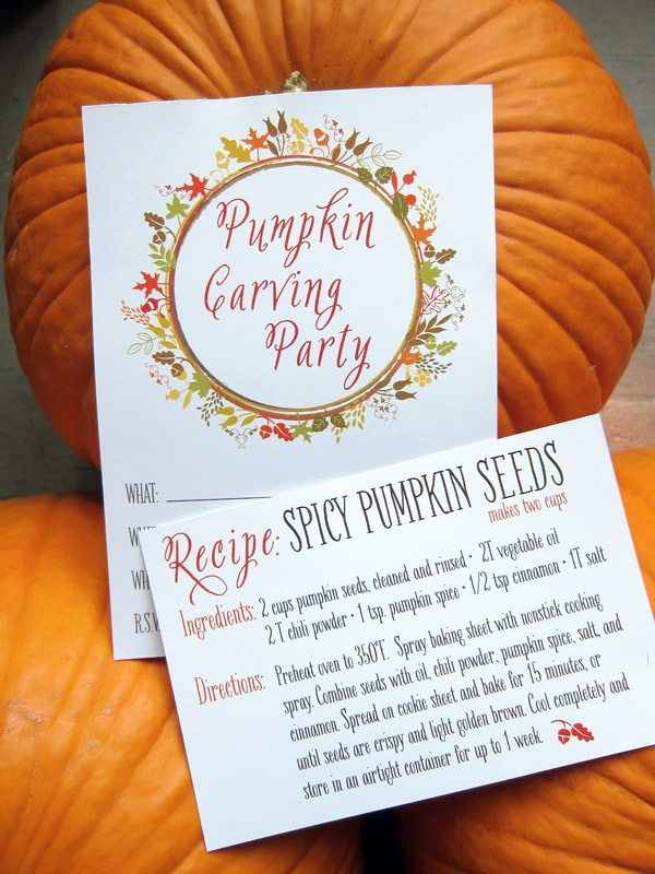 Pumpkin Carving Party Invitation Fresh Pumpkin Carving Party Printables the Sweetest Occasion