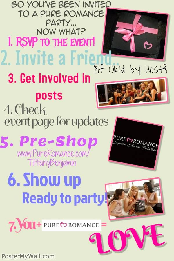Pure Romance Party Invitation Wording Inspirational 7 Best Pure Romance Party themes Images On Pinterest