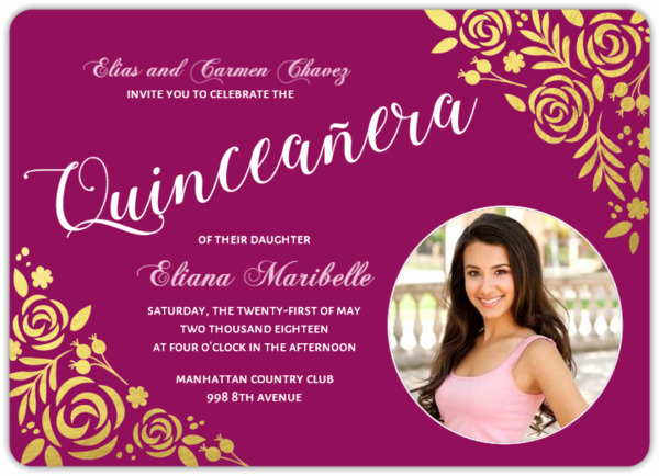Quince Invitation Wording In English New Quinceanera Invitation Wording Ideas & Inspiration From