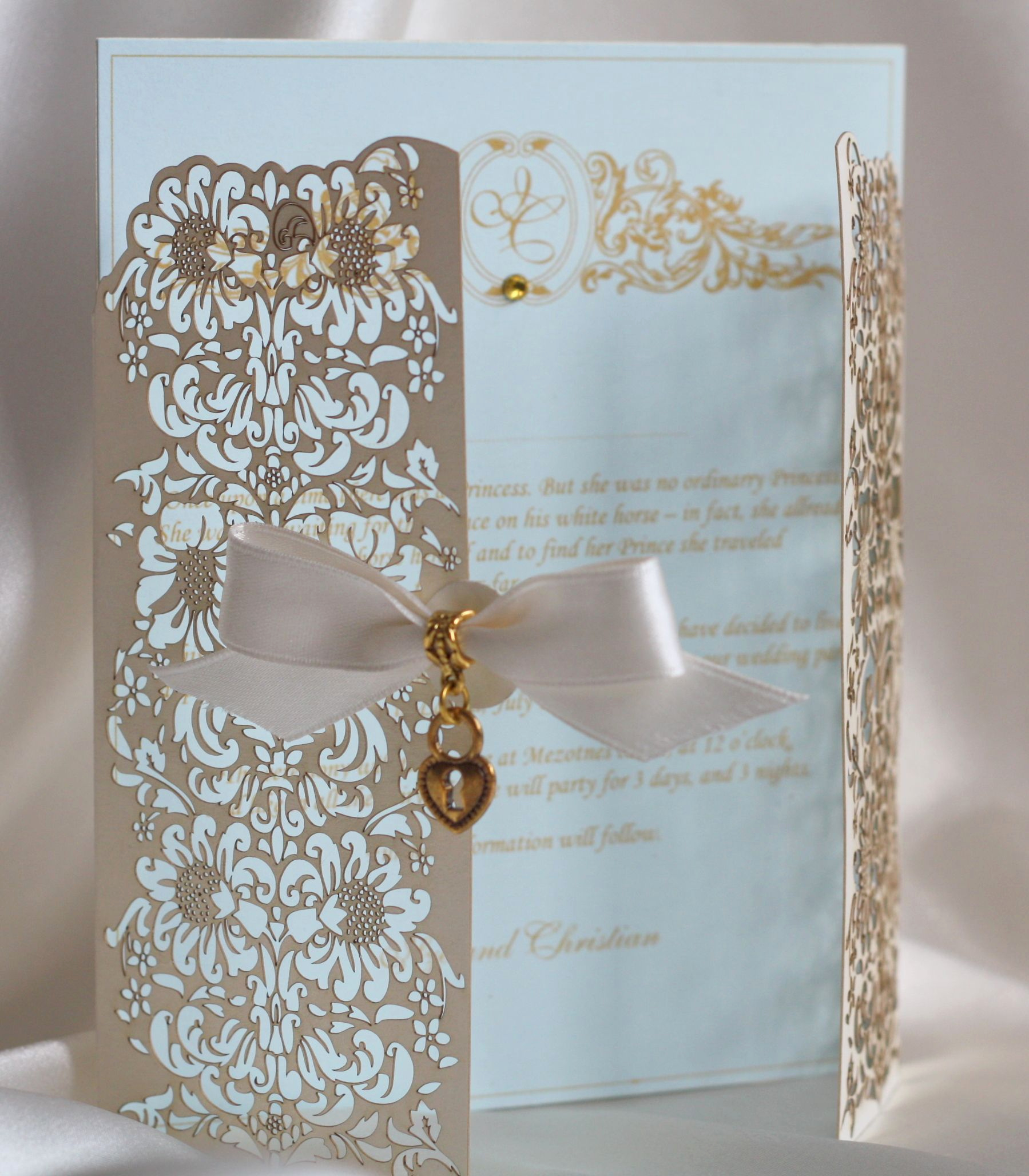Quinceanera Invitation Ideas Pinterest New Laser Cut Invitation All Things Paper