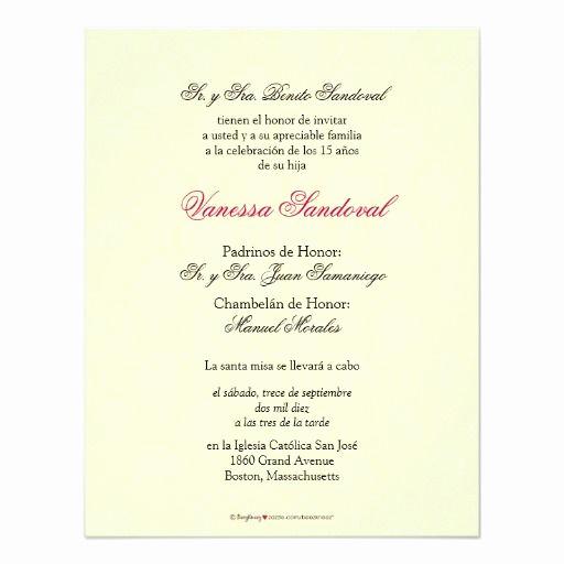 Quinceanera Invitation Templates In Spanish Beautiful Spanish Yellow Damask Quinceañera Invitación Card