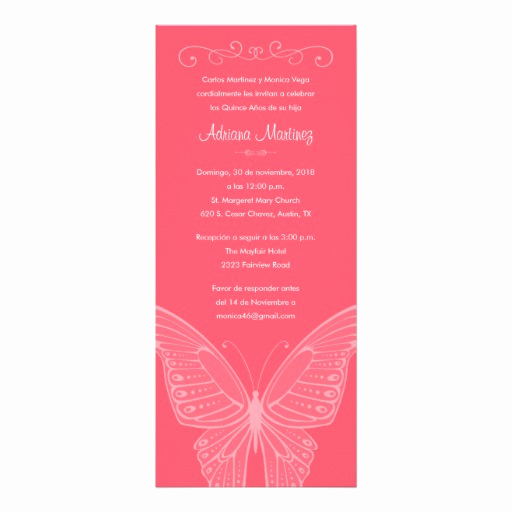 Quinceanera Invitation Wording In English Luxury Quinceanera Invitation Wording English