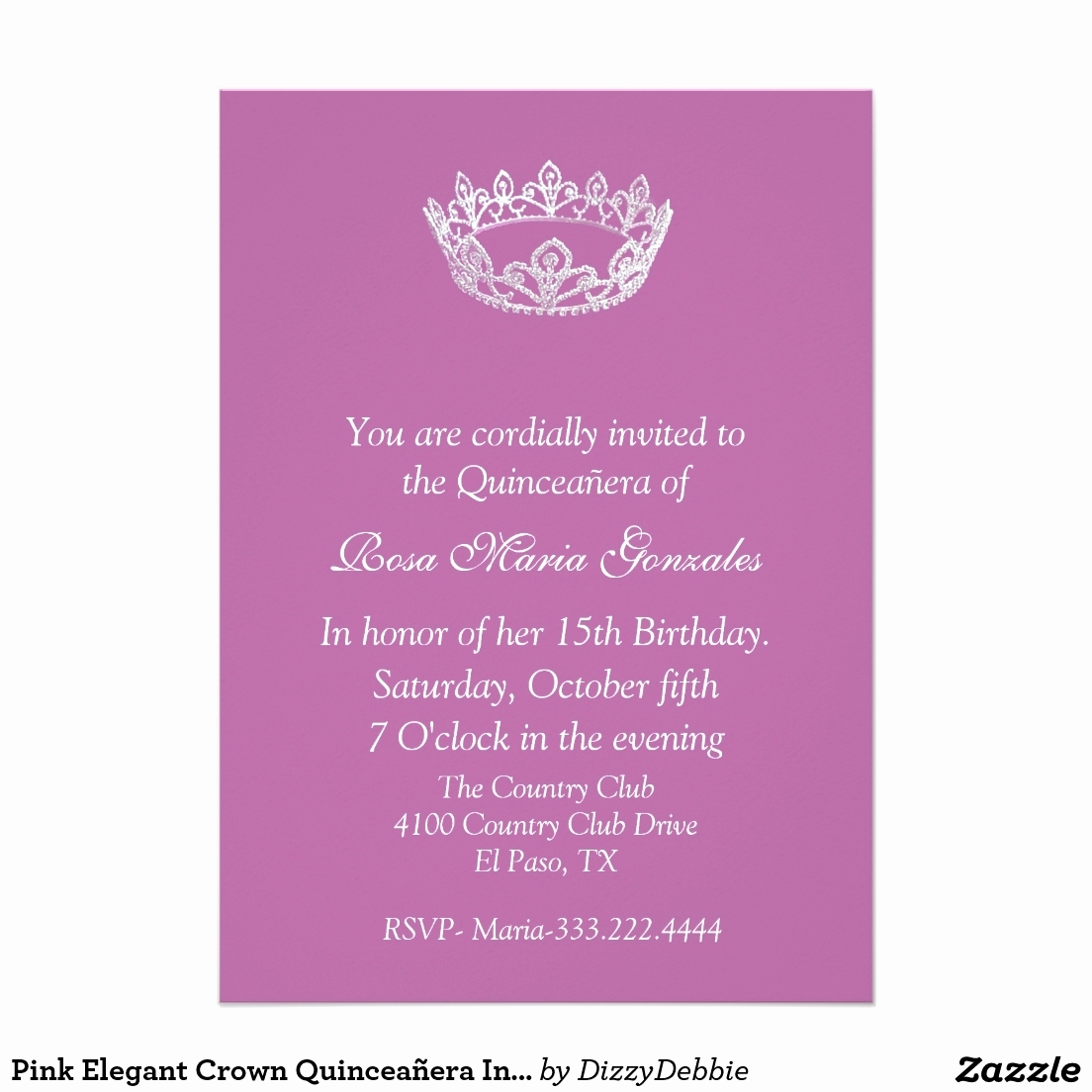 Quinceanera Invitation Wording In Spanish Lovely Quotes for Quinceanera Invitations In Spanish Cobypic