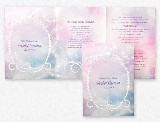 Quinceanera Invitation Wording Samples Lovely Royal Ball Quinceanera Disney Invitation Sample