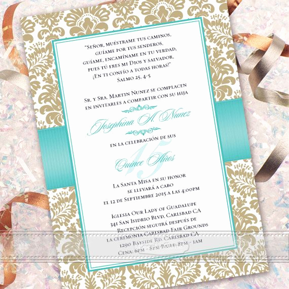 Quinceanera Invitation Wording Spanish Best Of Bridal Shower Invitations Lavender Bridal Shower
