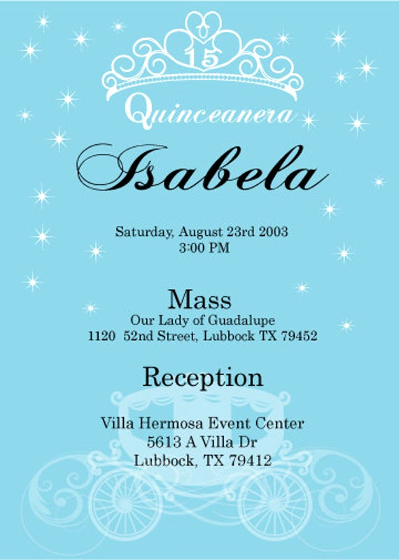 Quinceanera Invitation Wording Spanish Best Of Quinceanera Enchanted Digital Invitation Spanish by