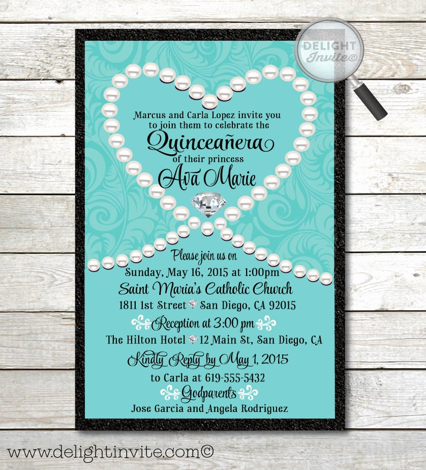 Quinceanera Invitation Wording Spanish Best Of Quinceanera Invitation In Spanish