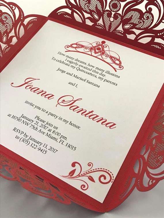 Quinceanera Invitation Wording Spanish Inspirational Quinceanera Invite Tiara Invitation Spanish Invitation