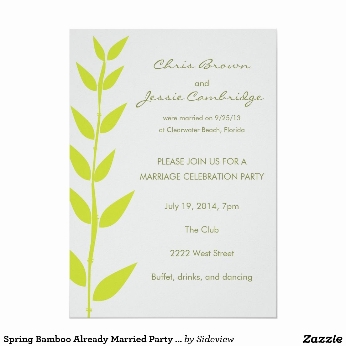 Reception Invitation Wording Already Married Best Of Wedding Invitation Wording Already Married Couple Google