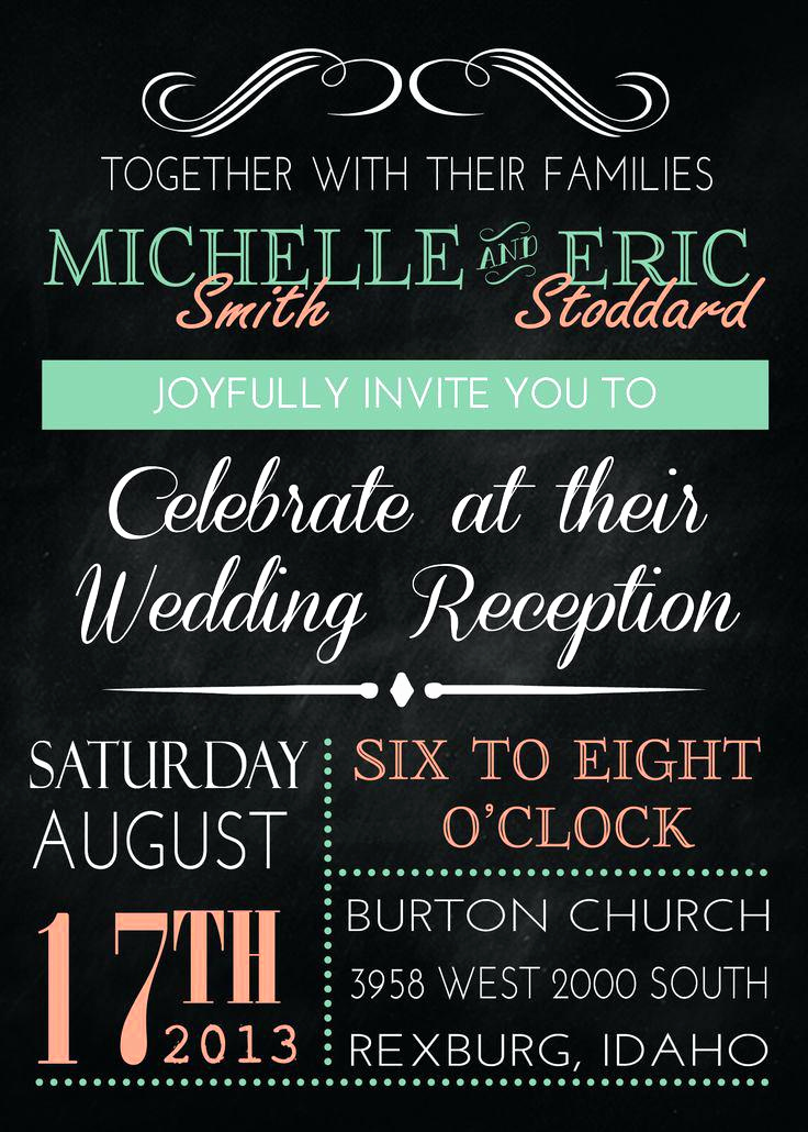Reception Invitation Wording Already Married Elegant Home Improvement Wedding Reception Invitation Wording