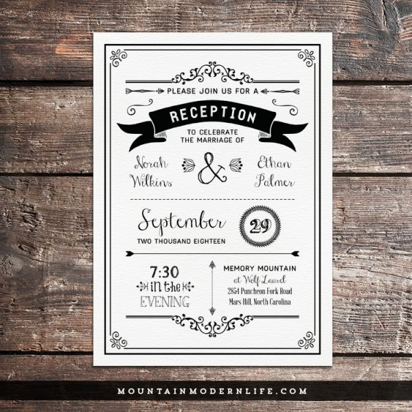 Reception Only Invitation Wording Fresh Best 25 Reception Only Invitations Ideas On Pinterest