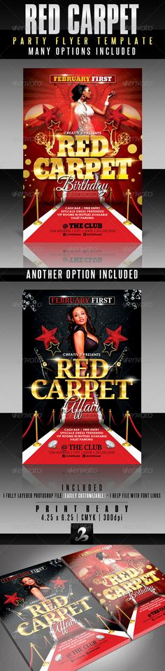 Red Carpet Invitation Template Free Awesome Red Carpet Invitation • Adult Red Carpet Birthday Invite
