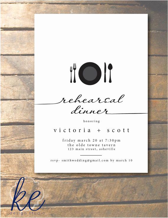Rehearsal Dinner Invitation Ideas Inspirational Best 25 Rehearsal Dinner Email Invitations Ideas On