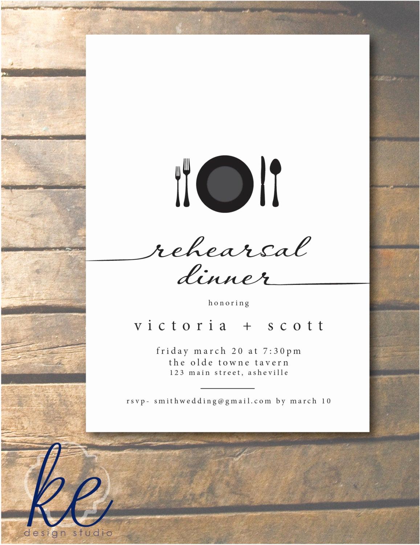 Rehearsal Dinner Invitation Ideas Inspirational Script Rehearsal Dinner Invitation with Place by