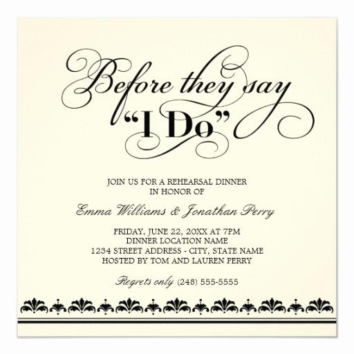 Rehearsal Dinner Invitation Ideas Lovely Wedding Rehearsal Dinner Invitation Wedding Vows