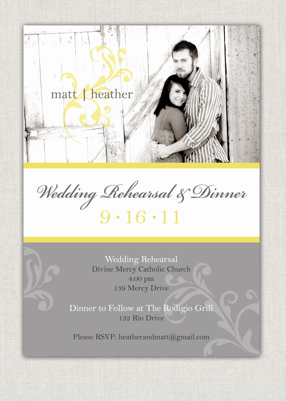 Rehearsal Dinner Invitation Ideas Luxury Wedding Rehearsal Dinner Invitation