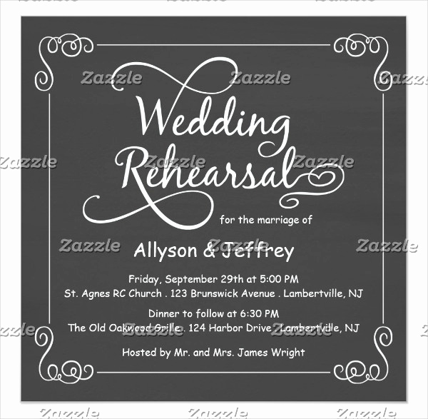 Rehearsal Dinner Invitation Template Fresh 62 Printable Dinner Invitation Templates Psd Ai Word